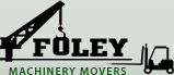 Foley Machinery Movers